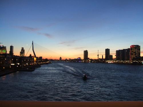 Rotterdam schemer